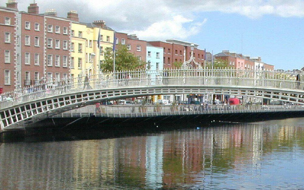 Shopping i Dublin